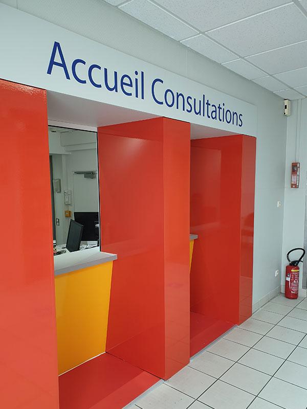 Accueil consultations