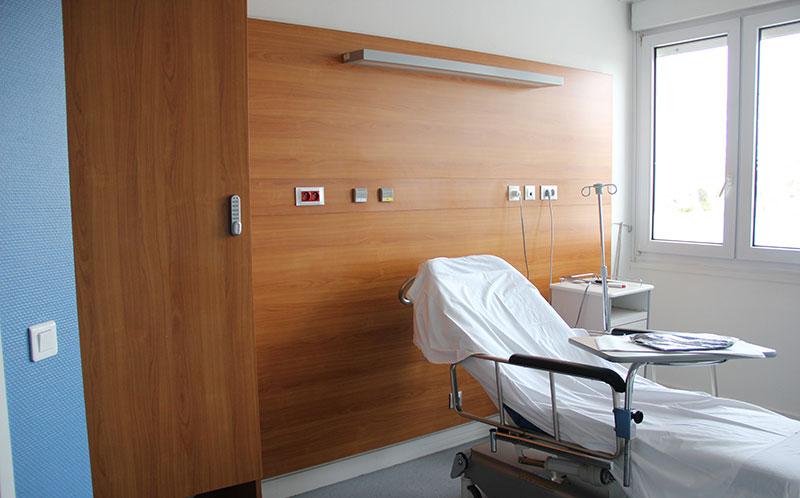 Chambre particulière ambulatoire